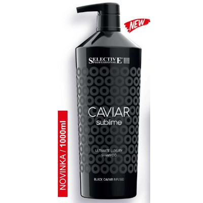 Ultimate Luxury Shampoo - šampon s kaviárem
